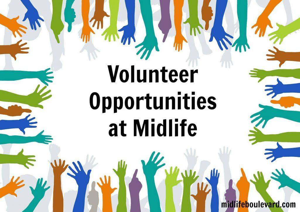 Volunteer Opportunities at Midlife