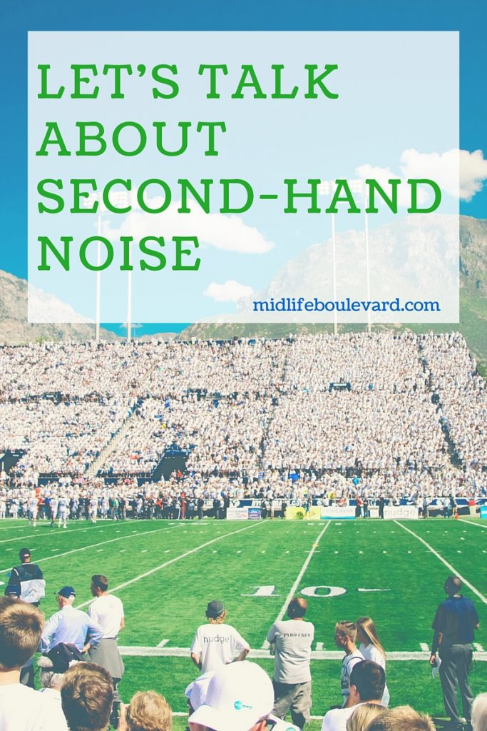 The impact of Second-Hand Noise on Our Hearing