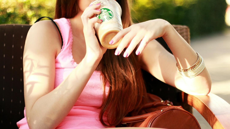 Copycat light Starbucks Caramel Frappucino