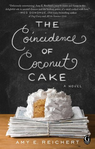book review, the coincidence of coconut cake