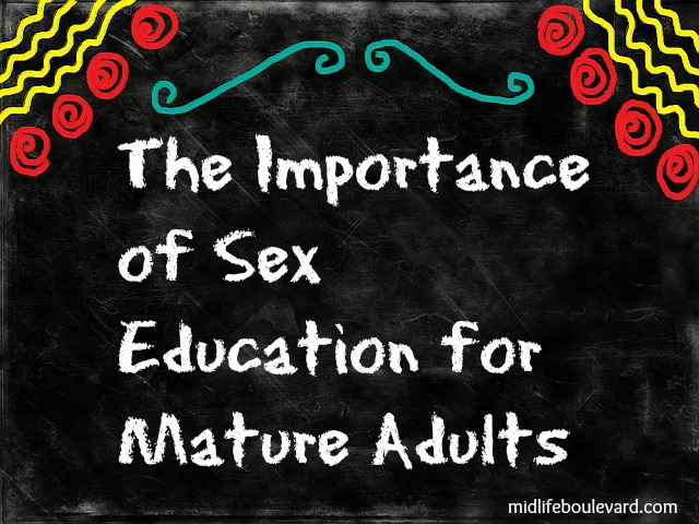 The importance of sex education