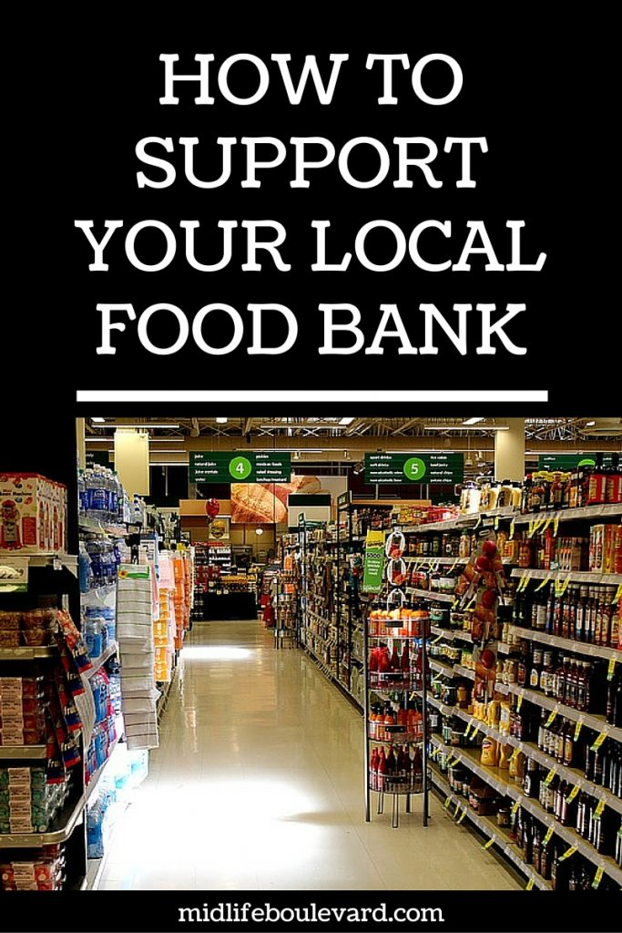 How To Support Your Local Food Bank