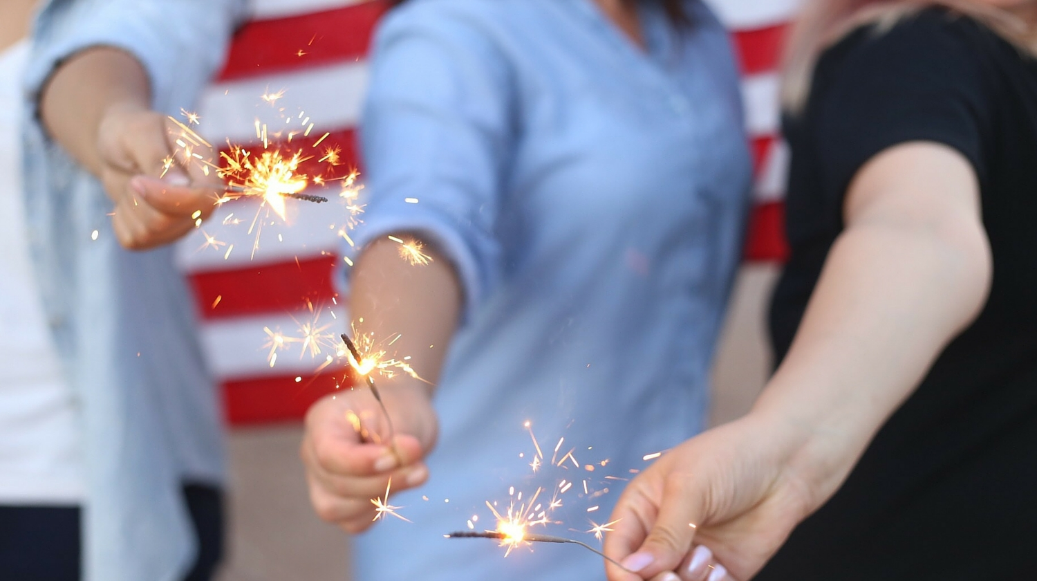 Five Holiday Fashion Tips For July Fourth