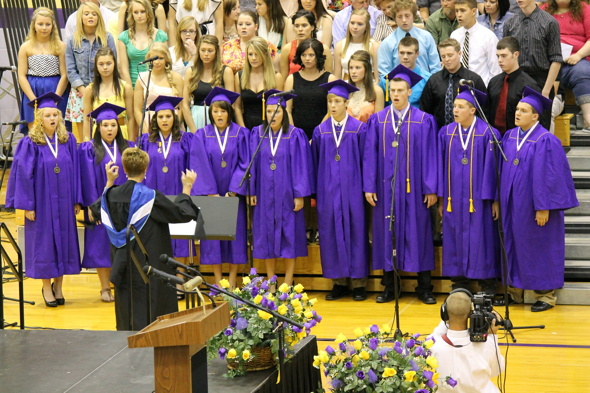 High School Graduation and New-found Independence