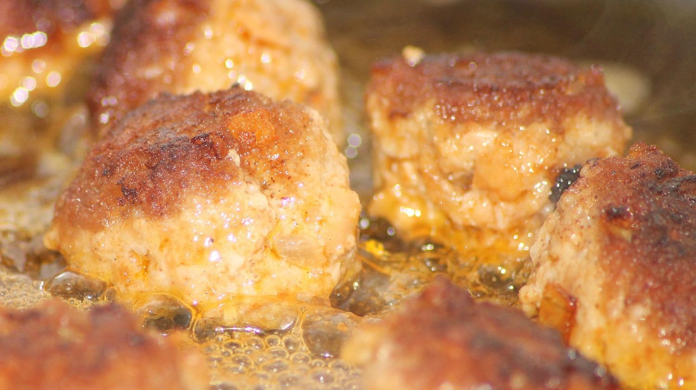 mini-burger recipe