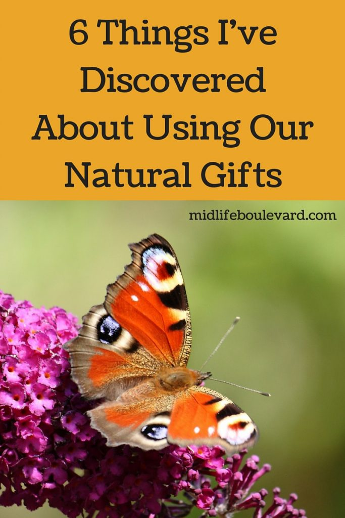 natural gifts are so important