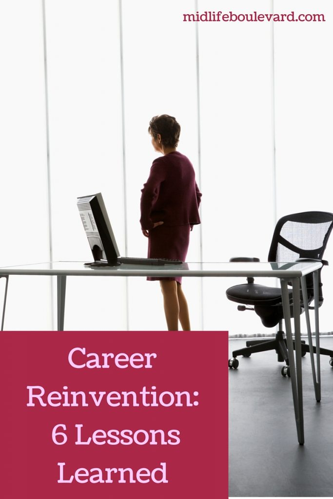 career reinvention