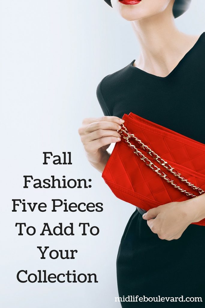 fall fashion, five pieces to add to your 2016 collection