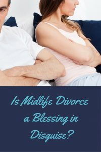 Is divorce after forty a blessing in disguise