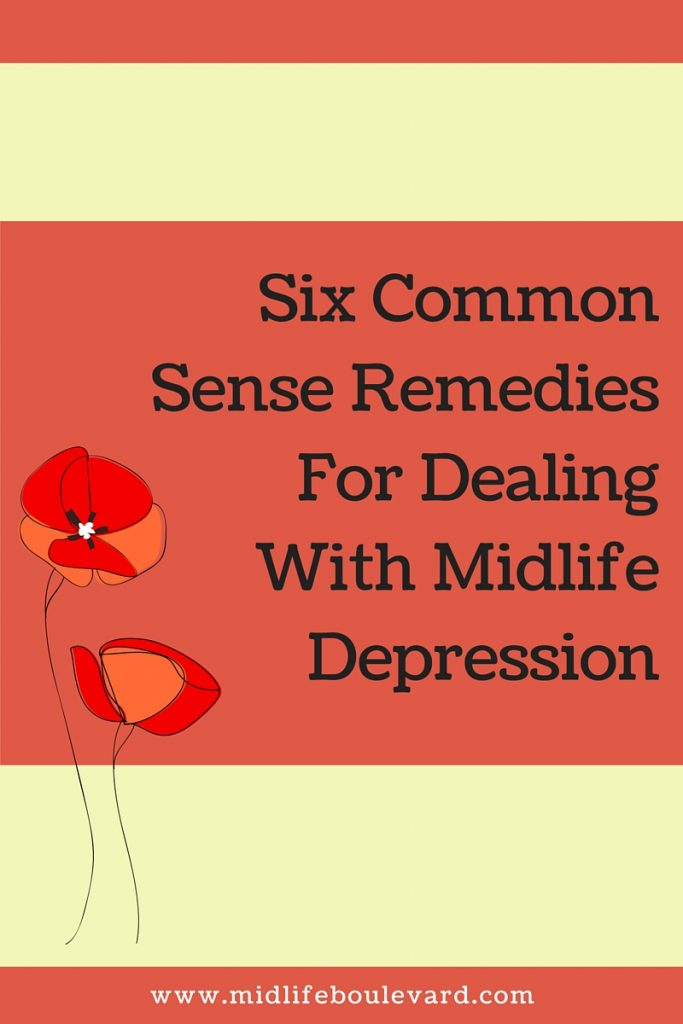 remedies for midlife depression