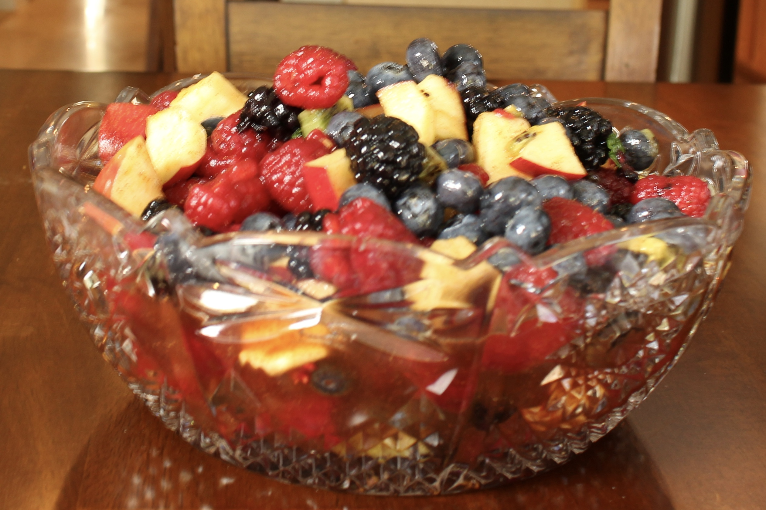 Fresh Fruit Salad Recipe Perfect for Spring