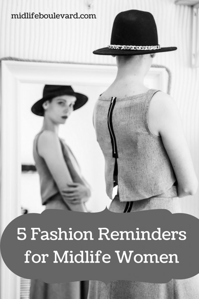 important fashion reminders