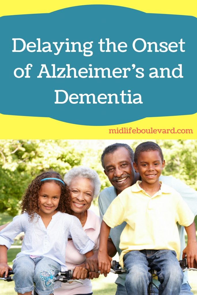how being an active grandparent can delay dementia