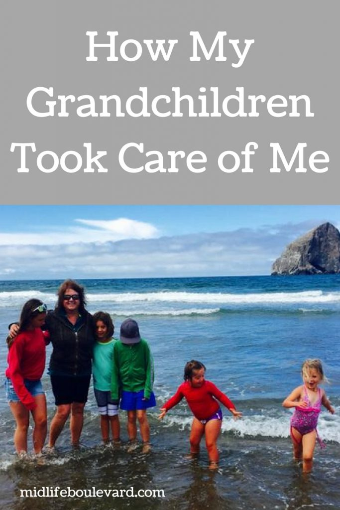 important moments of grandparenting