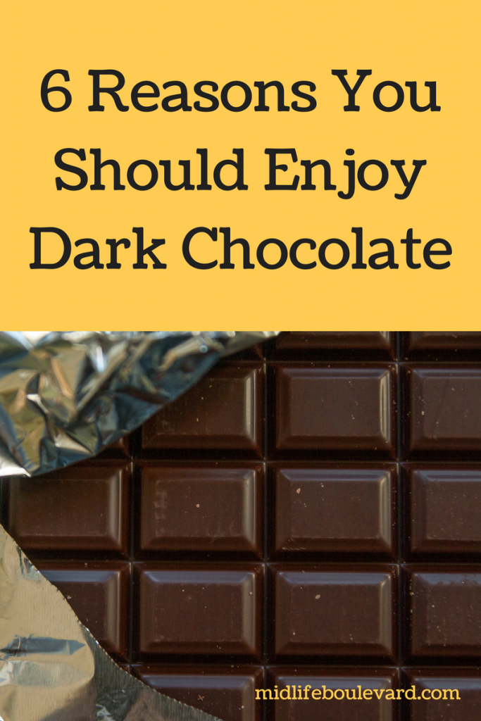 Enjoy dark chocolate because of these six great reasons!