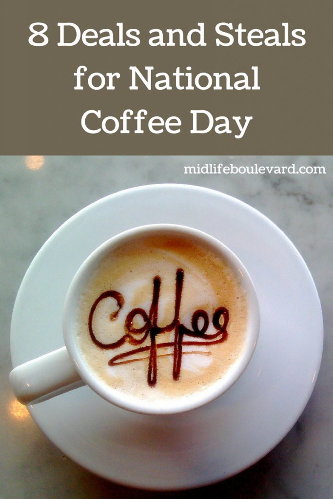 How To Get Free Coffee On National Coffee Day