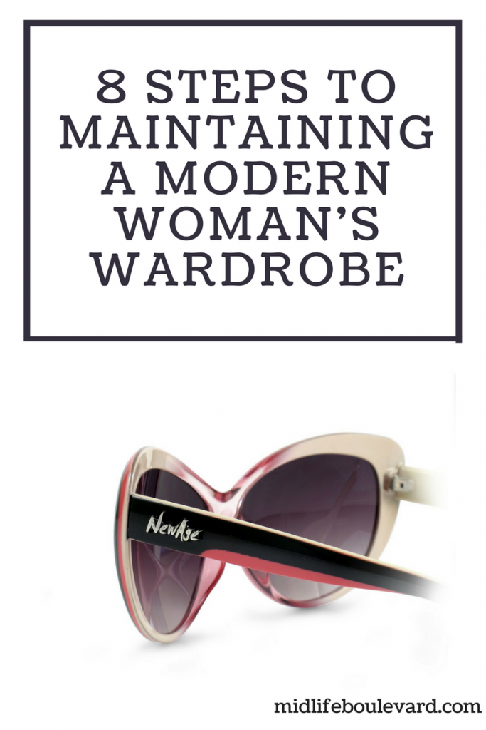 8 Steps To Maintaining A Modern Woman's Wardrobe