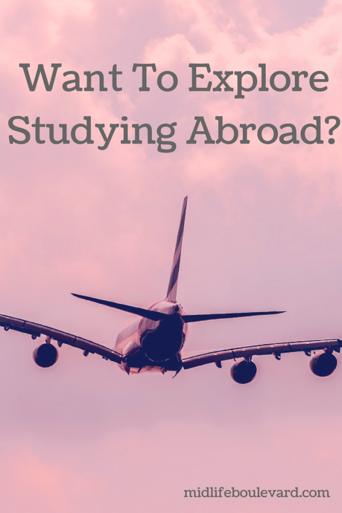 Would you consider studying abroad as an adult?
