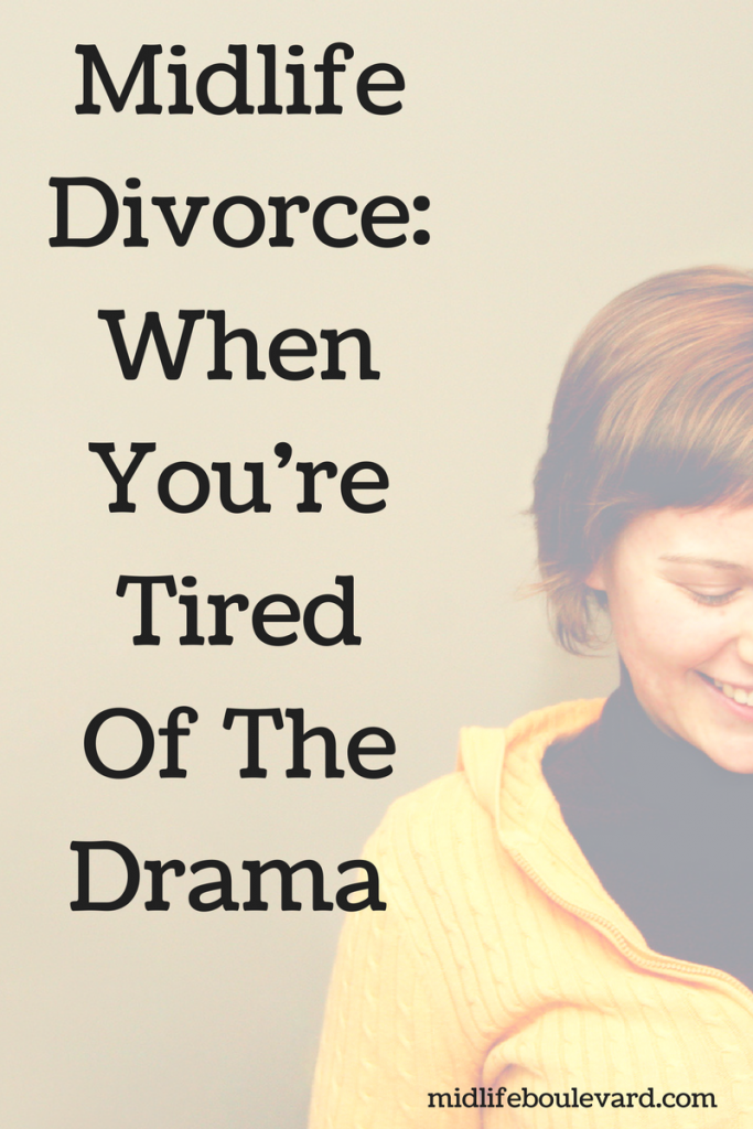 Midlife Divorce: Moving Forward From The Drama