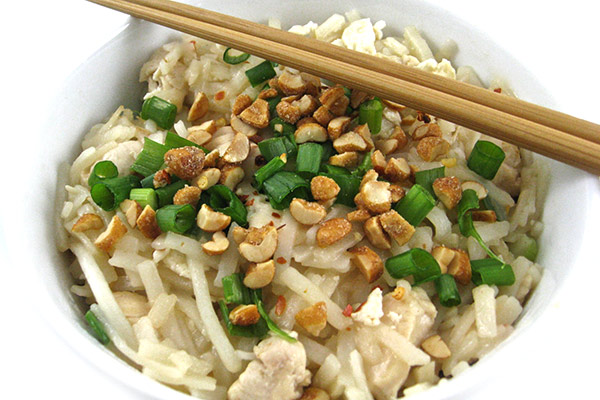 Recipe For Delicious Chicken Pad Thai