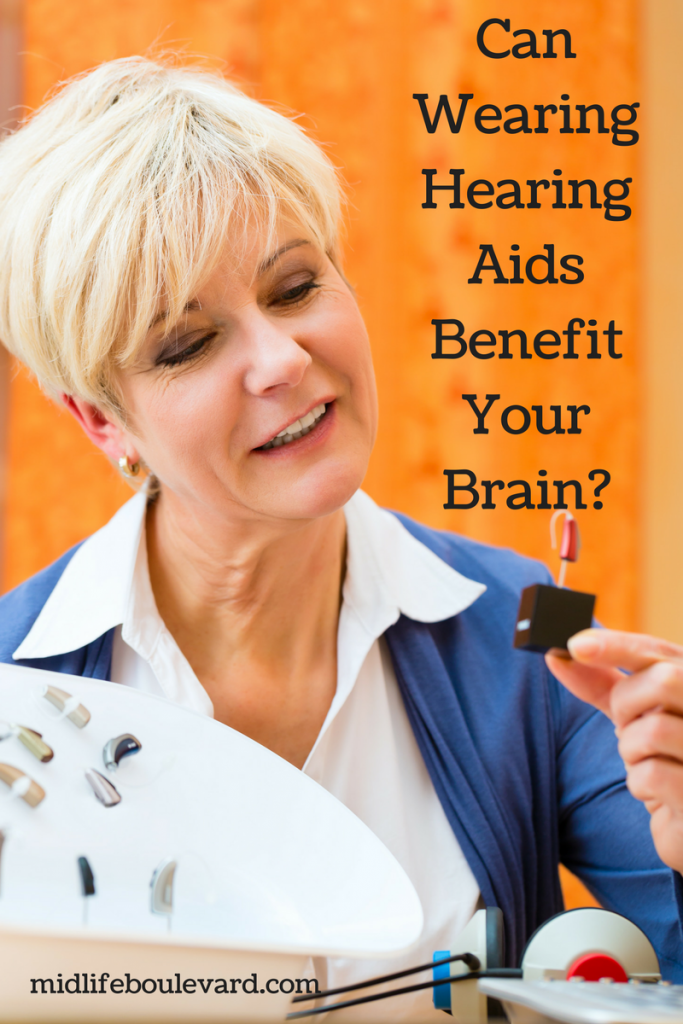 How hearing aids benefit your brain function.