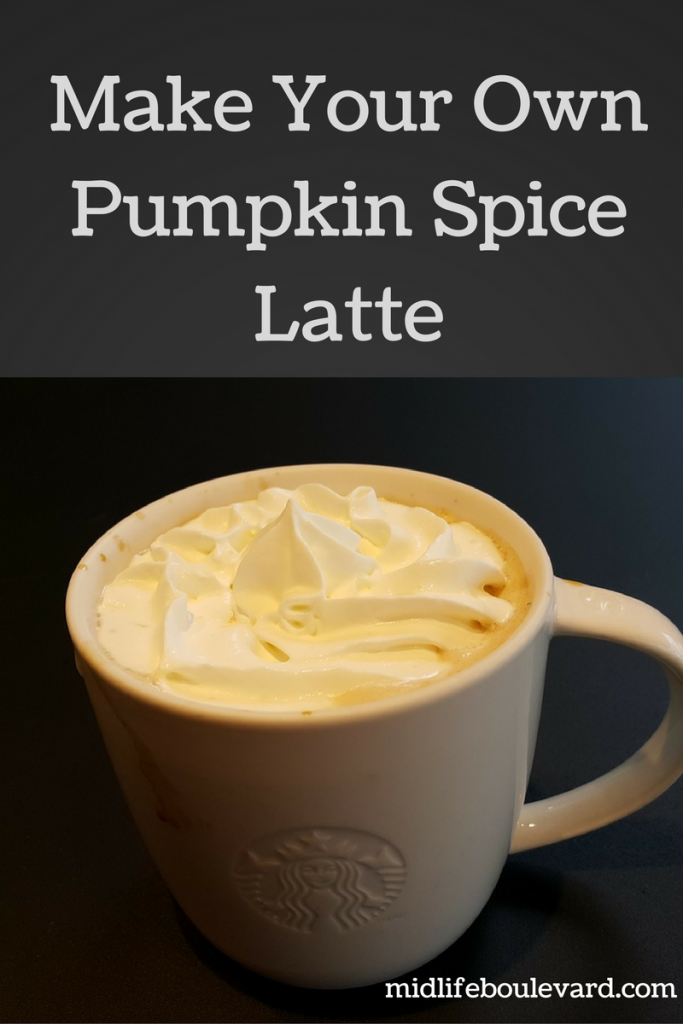 Make Your Own PSL At Home!!