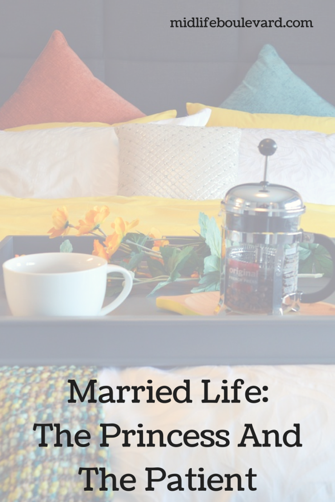 Married Life: The Princess And The Patient