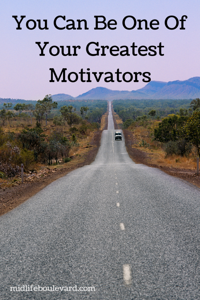 You Can Be One Of Your Greatest Motivators