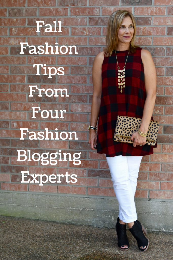 Fall Fashion Tips From Four Fashion Blogging Experts