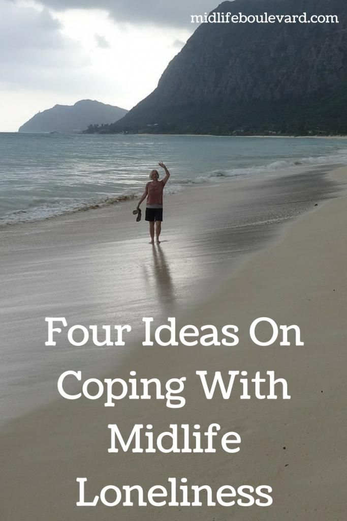 Four Ways To Cope With Midlife Loneliness