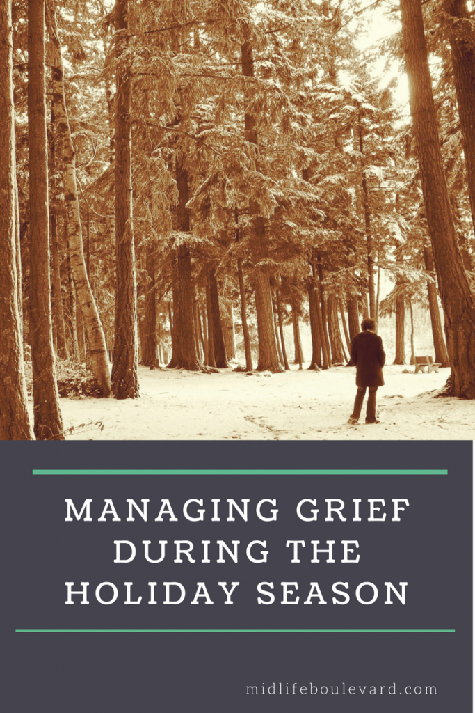 Managing Grief During The Holiday Season