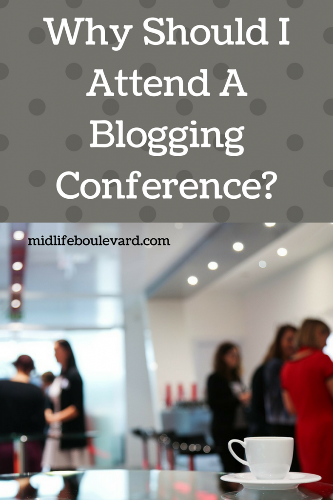 Why Should I Attend A Blogging Conference?