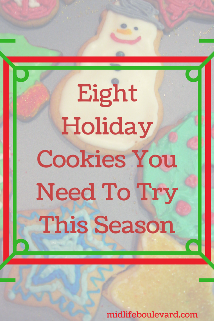 holiday cookies, cookie recipes