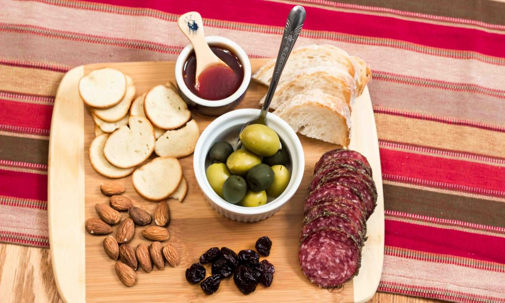 holiday cheese board, how to serve a cheese board