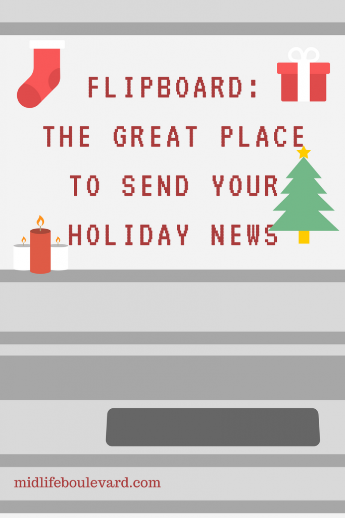 Flipboard: The Great Place to Send Your Holiday News
