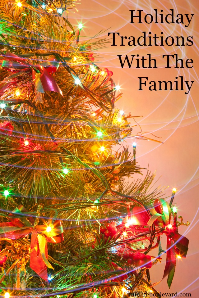 Celebrating The Holidays With Family Traditions