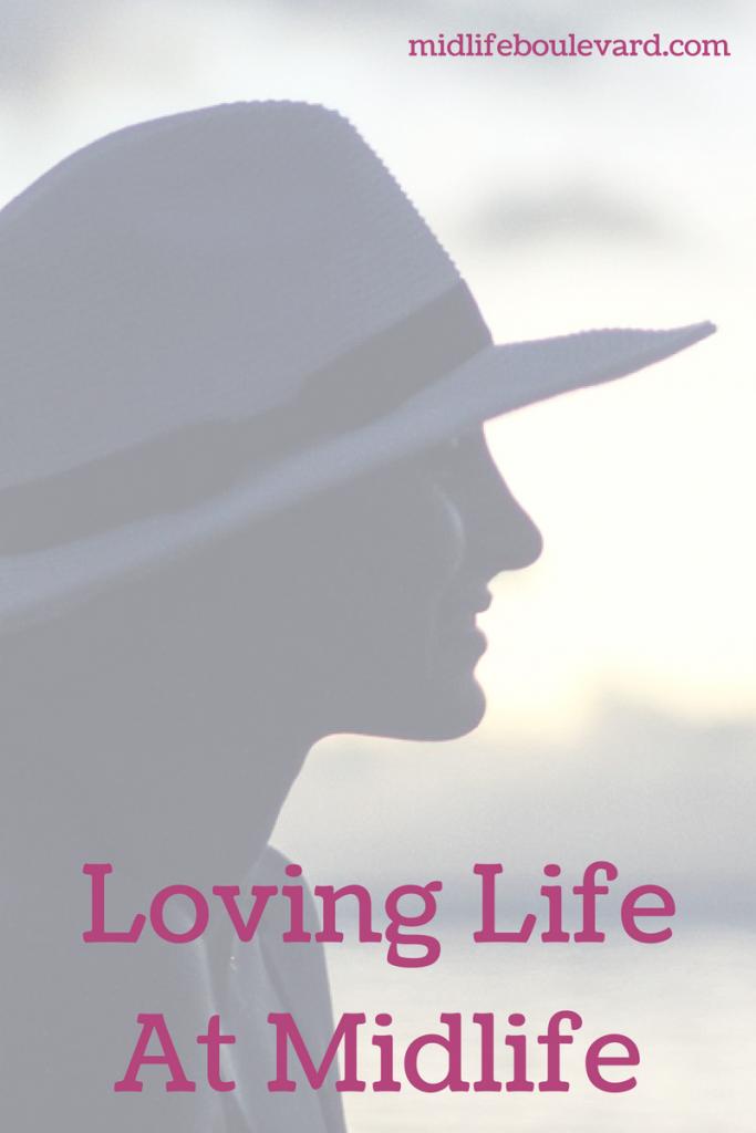 Loving Life At Midlife: Finding And Accepting Yourself