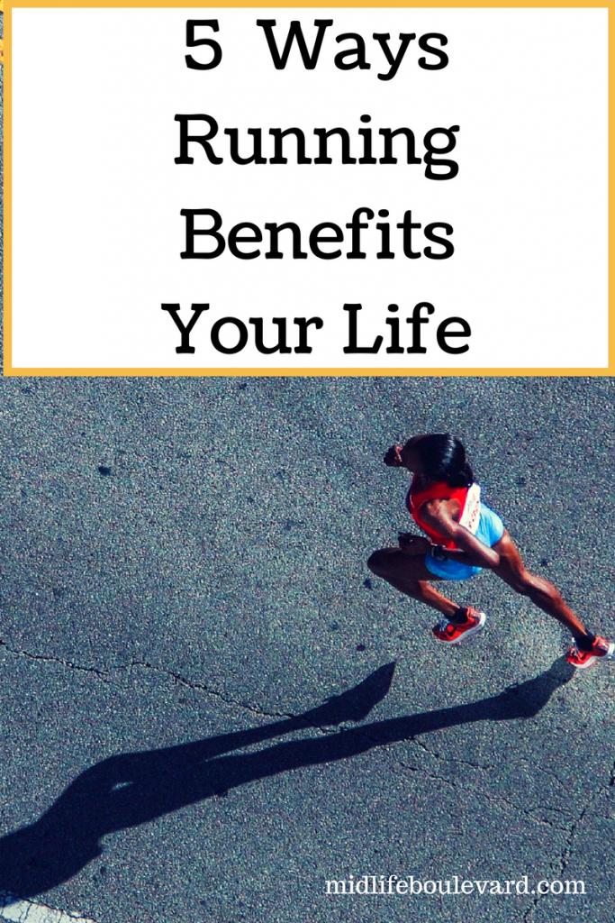 running, healthy living