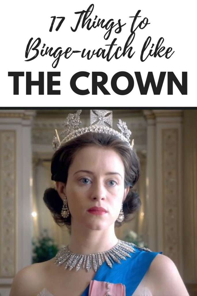 What to watch like The Crown
