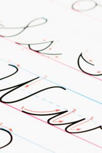reasons for learning penmanship