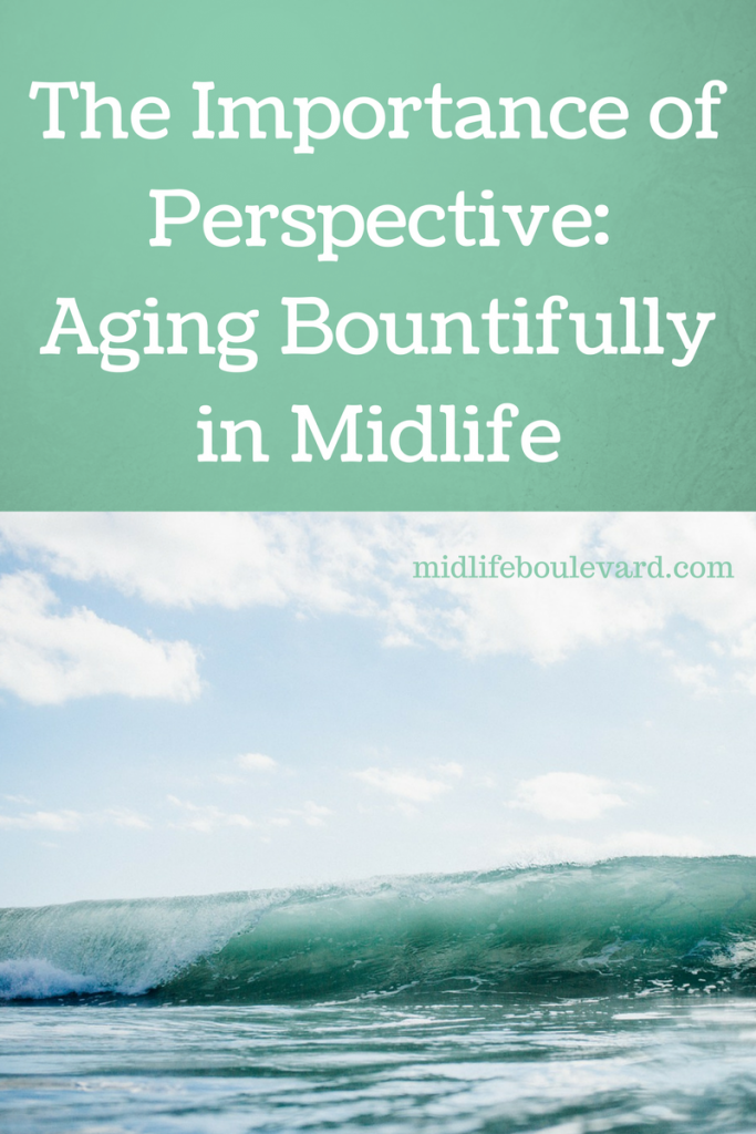 perspective at midlife, aging and perspective