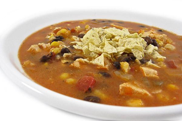 taco soup, tortilla soup, chicken tortilla soup