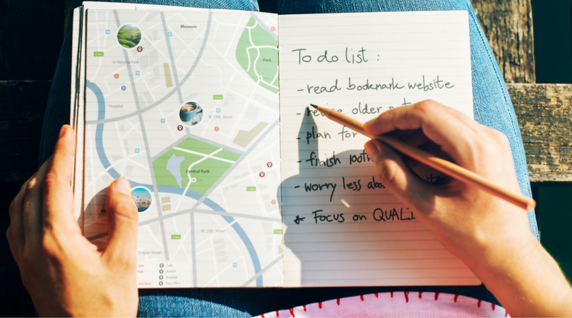 create a life plan