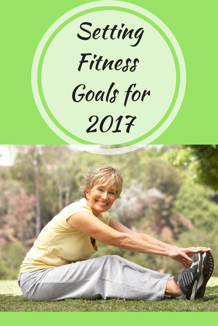 setting fitness goals over 40