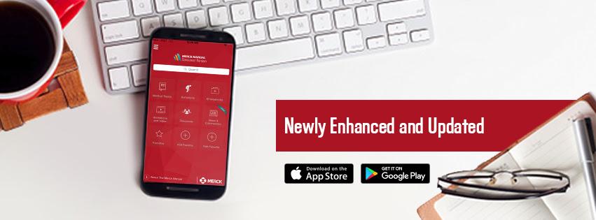 merck manual app