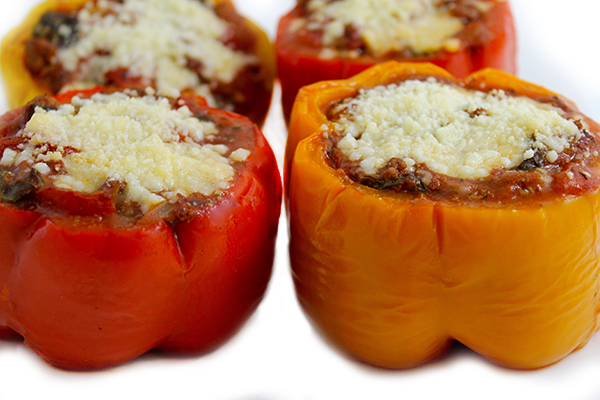 Italian Style Stuffed Peppers
