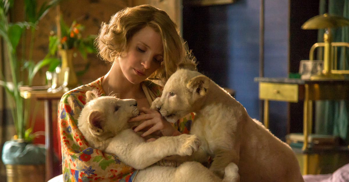 A Spoiler-Free Parents' Guide to The Zookeeper's Wife