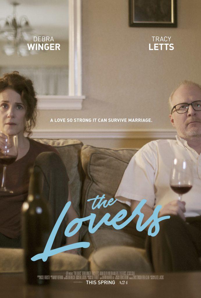 Debra Winger stars in The Lovers.