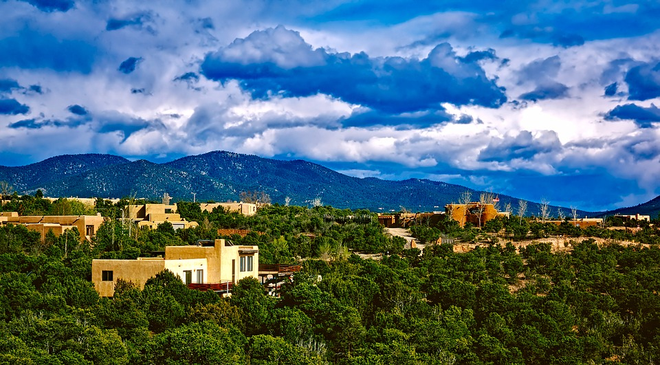 Santa Fe points of interest. Where to stay and what to eat during your trip to Santa Fe, New Mexico. Travel.