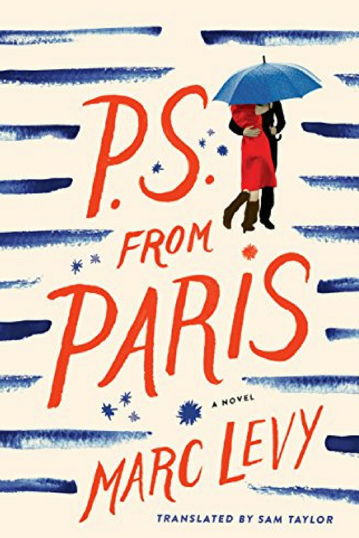 Destination novels like P.S. from Paris are like a vacation you take without leaving home. Read out best picks for armchair traveling.